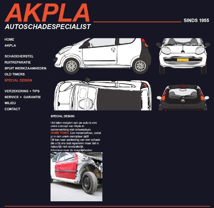 Akpla specialdesign