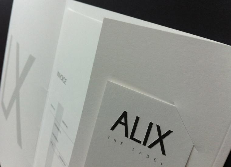 Alix huisstijl