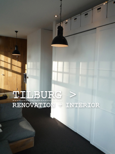 tilburg renovation interior