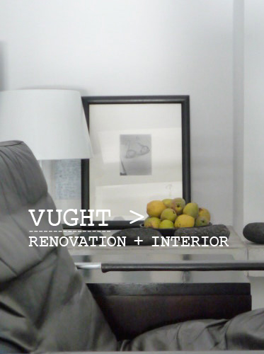 vught renovation + interior