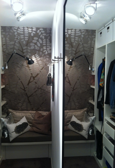 vught walk-in closet
